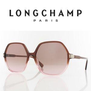 758baacccf2d FLASH SALE ⚡ Longchamp • Square Oversized Sunnies